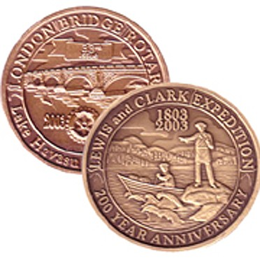 Coin #33 - 2003-04, No longer available