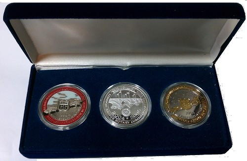 Coin #34 - 2004-05 Gold Set - $150